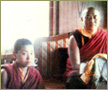 Rinpoche and the 16th Karmapa